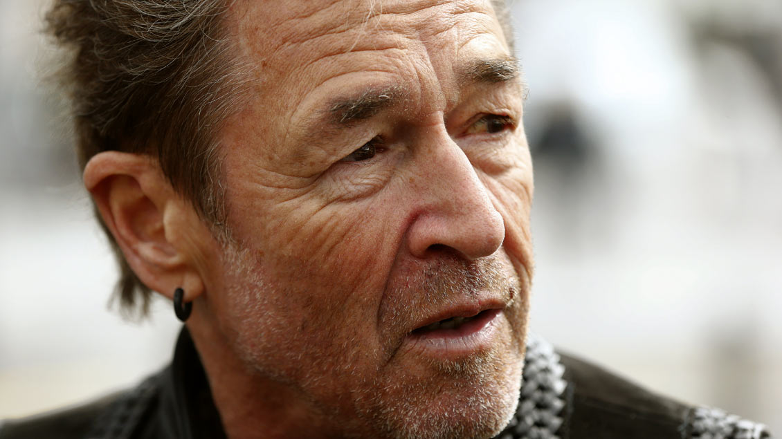 Peter Maffay. Foto: Arnd Wiegmann (Reuters)