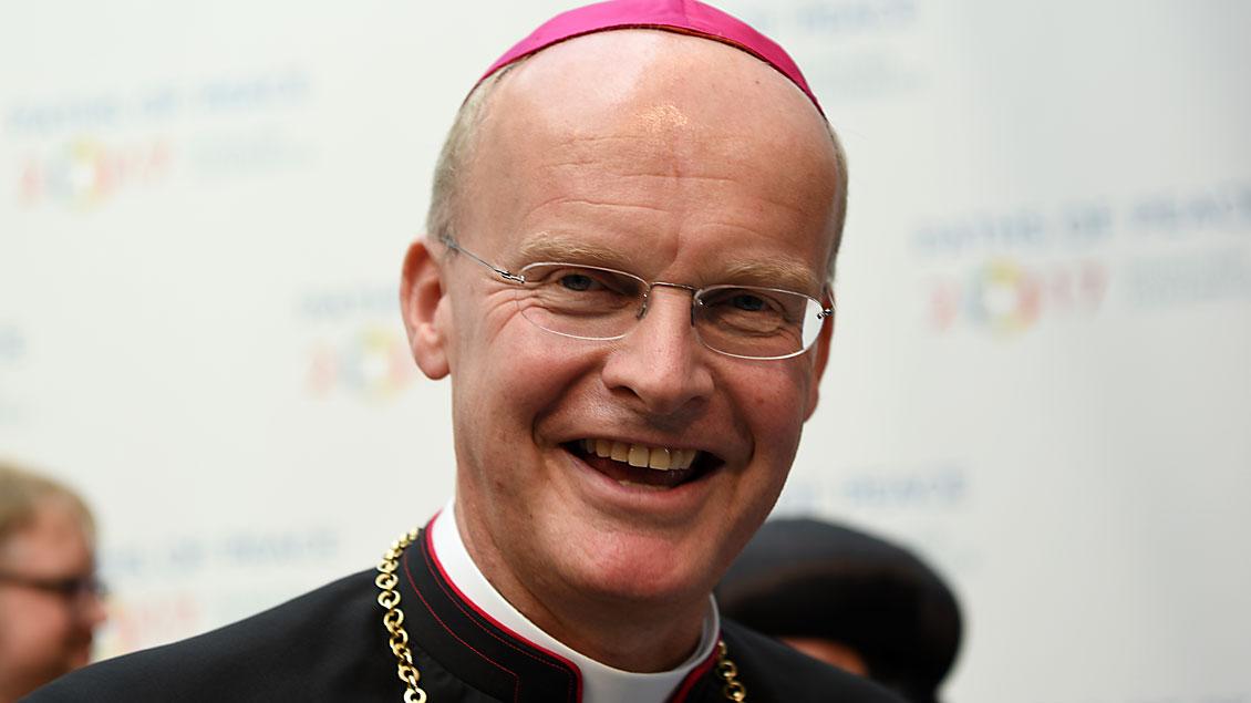 Bischof Franz-Josef Overbeck stammt aus Marl im Bistum Münster.