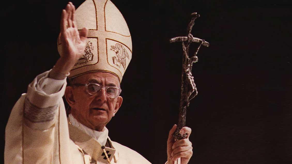 Papst Paul VI. Foto: KNA