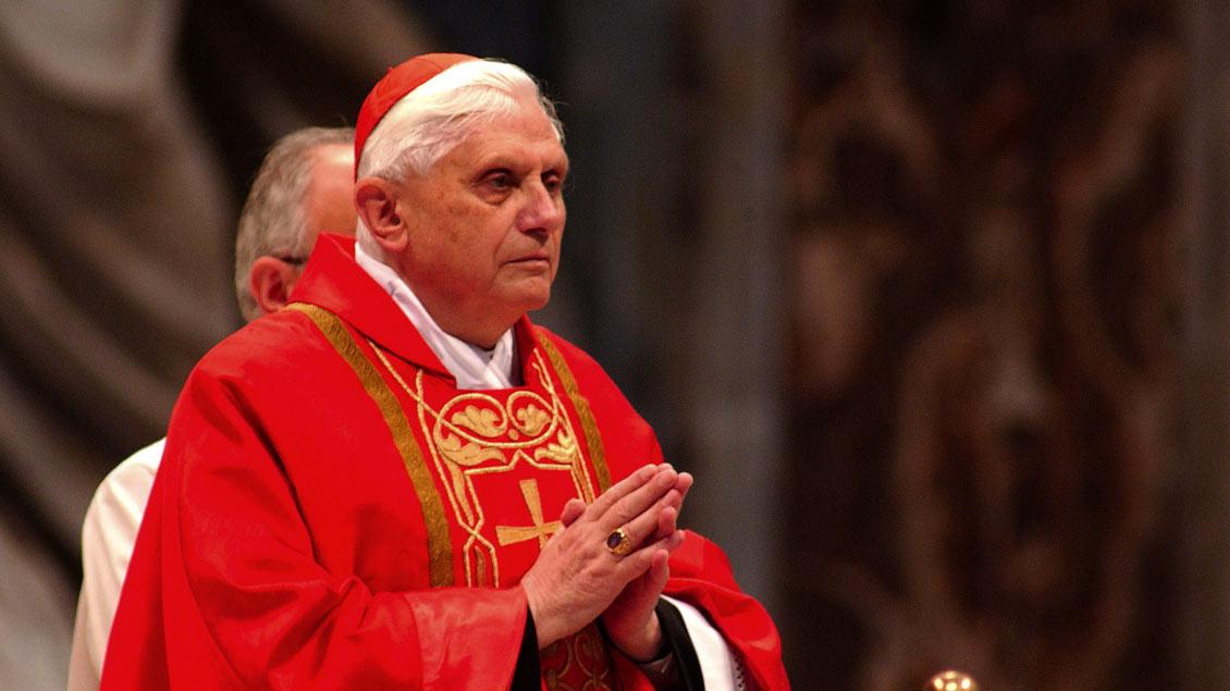 Der neue Papst Benedikt XVI.