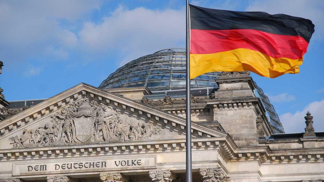 Reichstag Foto: Michael Bönte