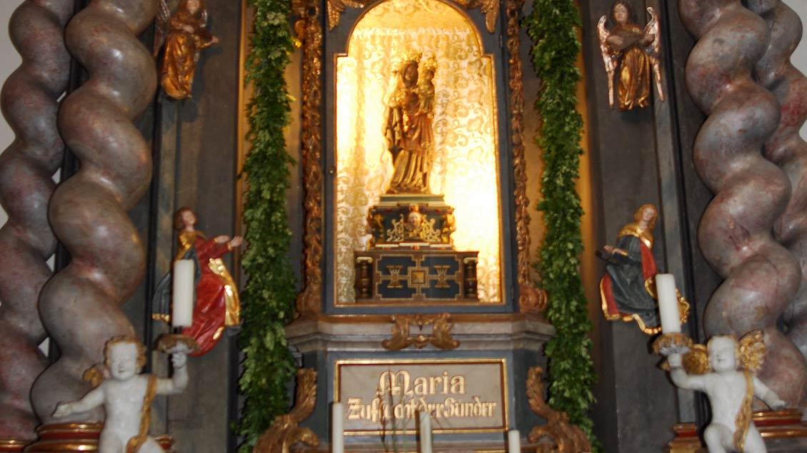 Maria – Zuflucht der Sünder