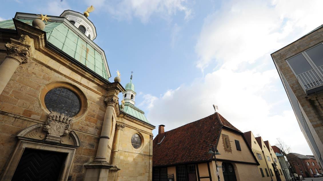 Gnadenkapelle in Telgte