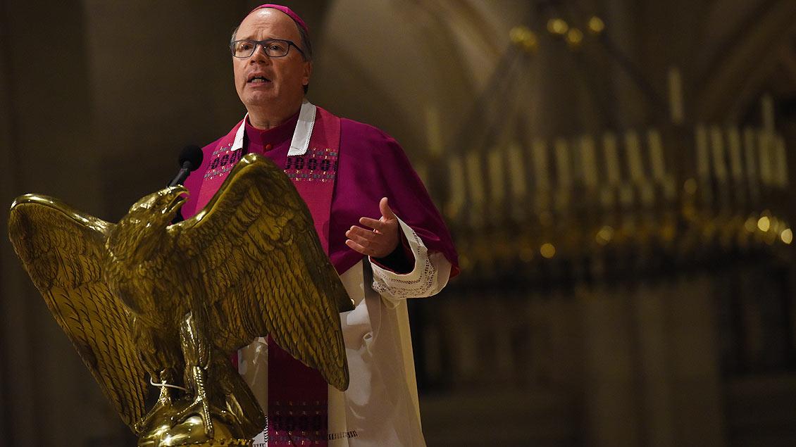 Bischof Stephan Ackermann.
