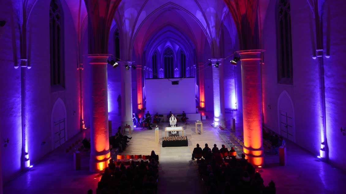 Effata Münster Foto: Michael Bönte