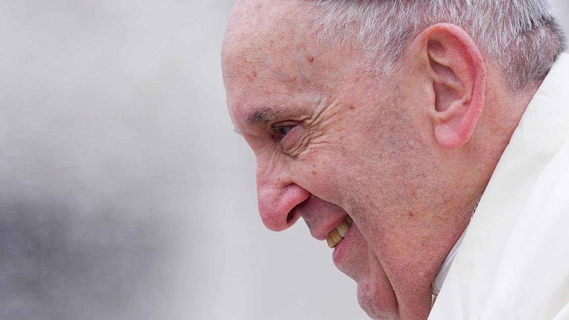 Papst Franziskus wurde vor fünf Jahren gewählt.