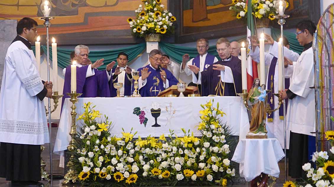 Feierlichkeiten Bistum Münster und Tula. Foto: pd