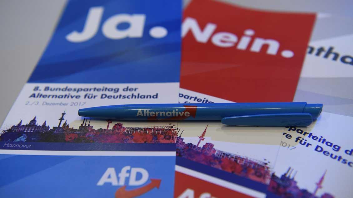 Rechtspopulisten Foto: Fabian Bimmer (Reuters)