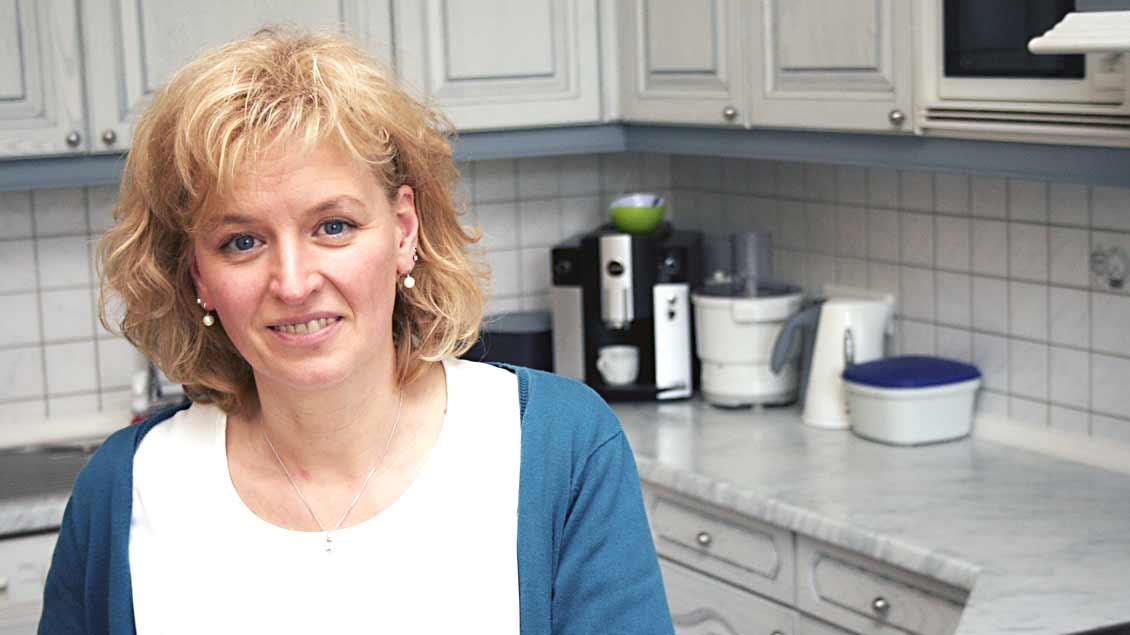 Birgit Werrelmann, Pfarreiratsvorsitzende in Molbergen.
