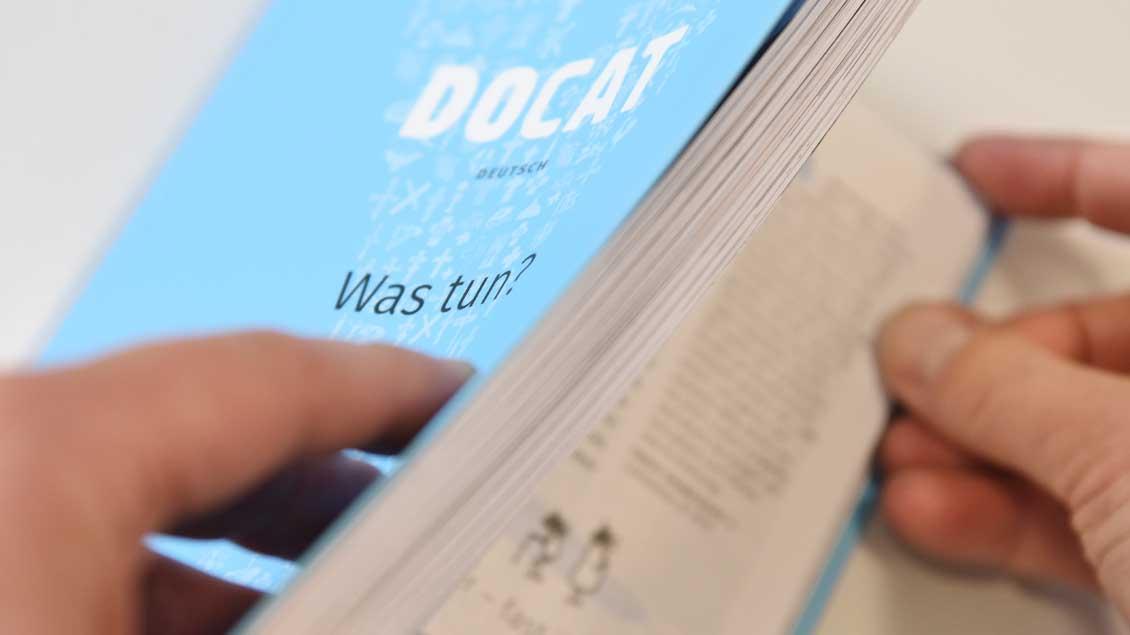 """Der """"Docat"""" lohnt sich für Interessierte in jedem Alter."""