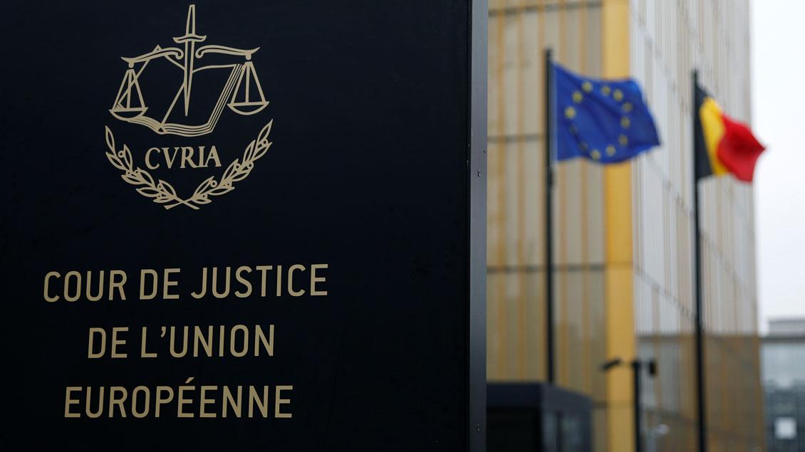 Der Europäische Gerichtshof in Luxemburg hat zum kirchlichen Arbeitsrecht geurteilt.