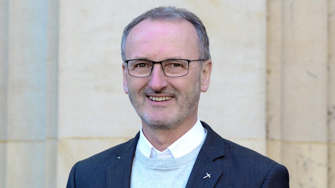 Ludger Jonas wird neuer Pfarrer in Emstek.