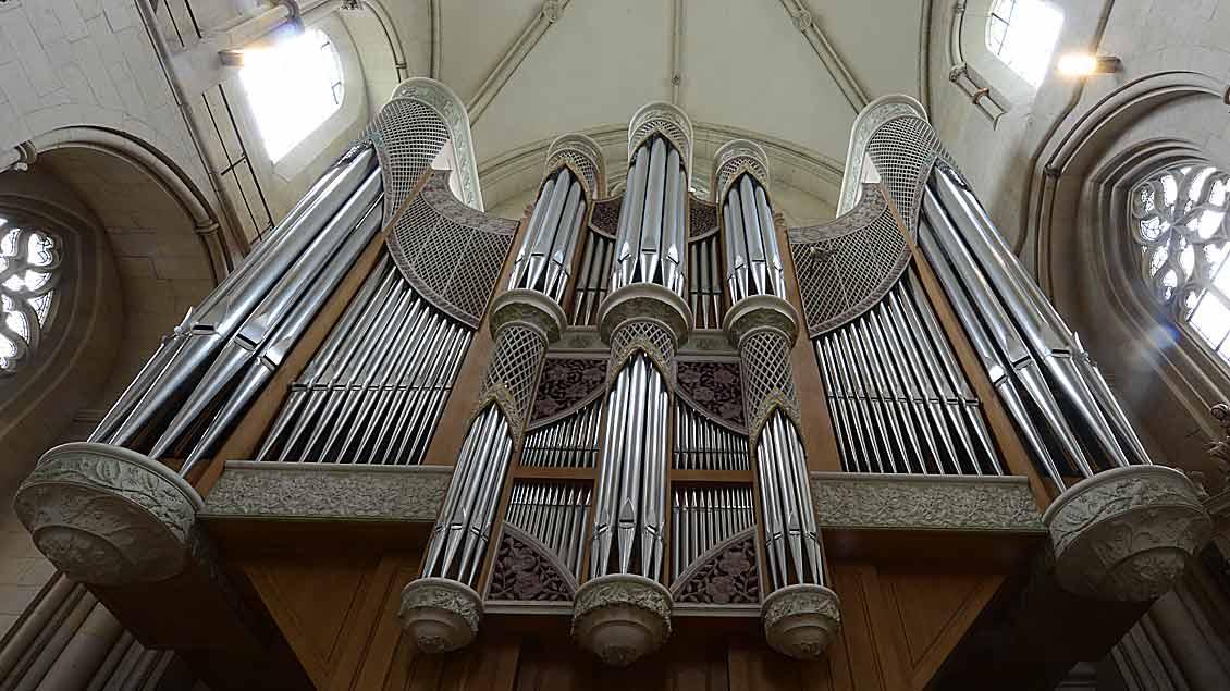 """Die """"Orgelkonzerte in der Osterzeit"""" starten am Samstag, 7. April, im Paulusdom Münster."""