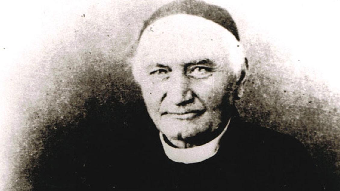 Johann Bernard Weikamp (1818-1889) wirkte als Missionar bei den Indianern.