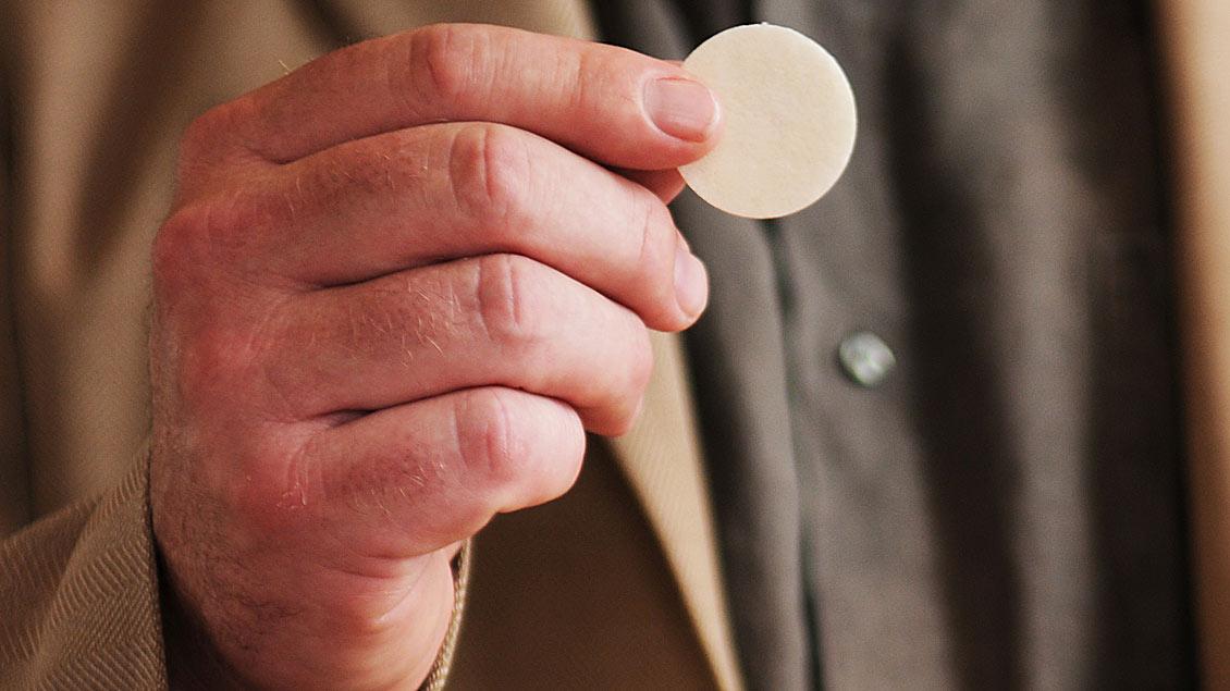 Wann dürfen evangelische Christen die Kommunion empfangen?