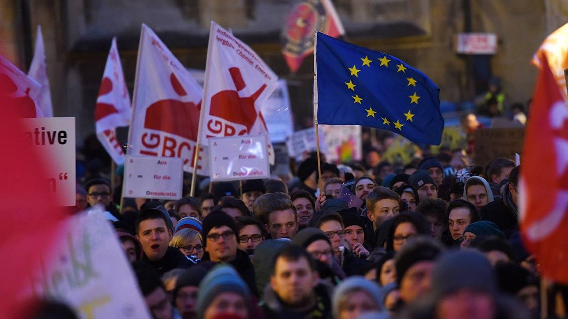 Für ein solidarisches Europa setzt sich das Hilfswerk Renovabis mit seiner diesjährigen Spendenaktion ein.