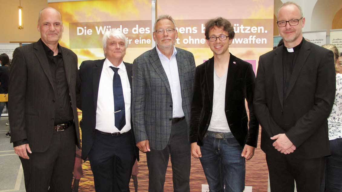 Eröffnung der Ausstellung im LWL-Landeshaus.