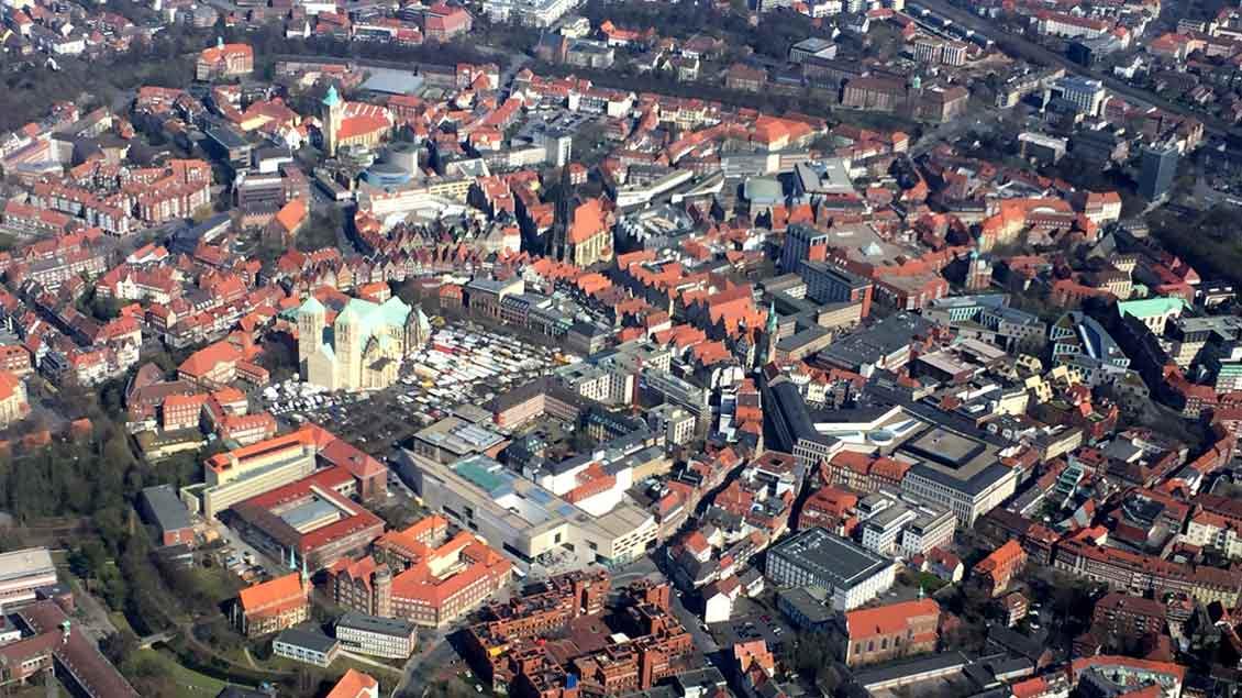 Blick auf Münster. Welche Zukunft haben heutige Gemeindestrukturen und Leitungsmodelle?