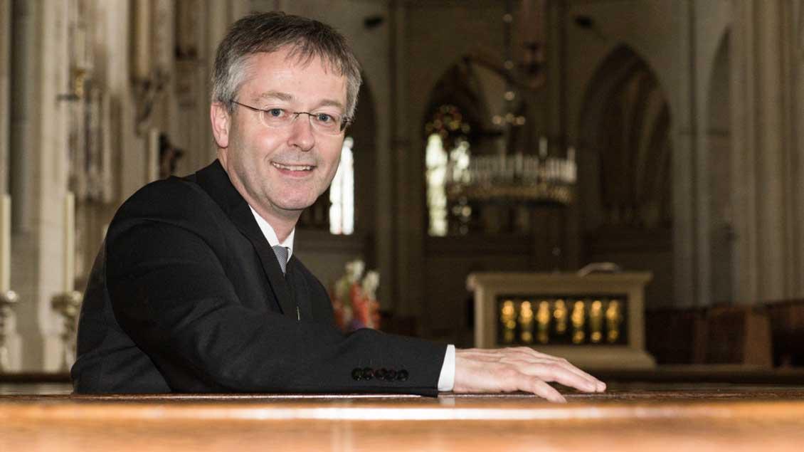 Generalvikar Norbert Köster.