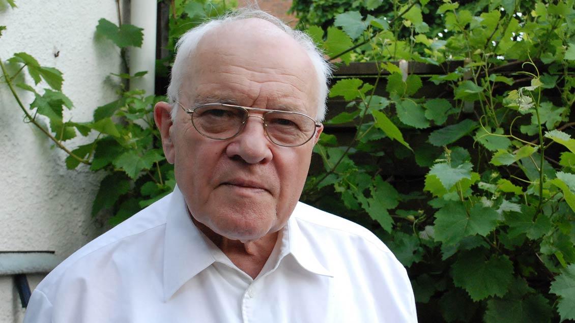 Pfarrer Hubert Gnida Foto: privat