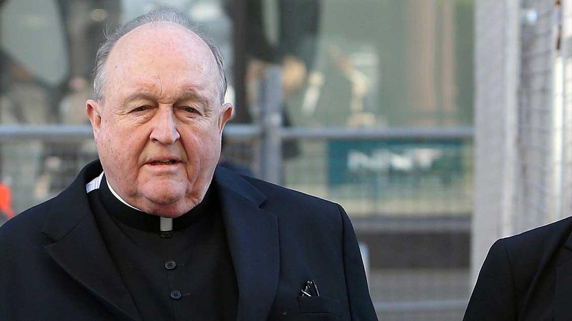 Erzbischof Wilson