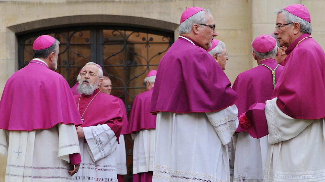 Die deutschen Bischöfe sollen erneut über das Papier zur Kommunion für protestantische .