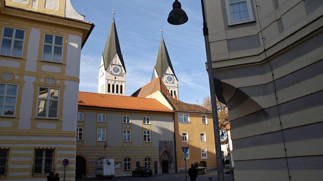 Der Eichstätter Dom.