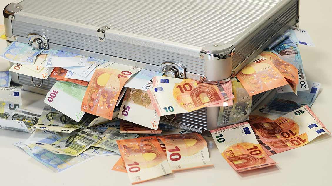 Geld Foto: Michael Bönte