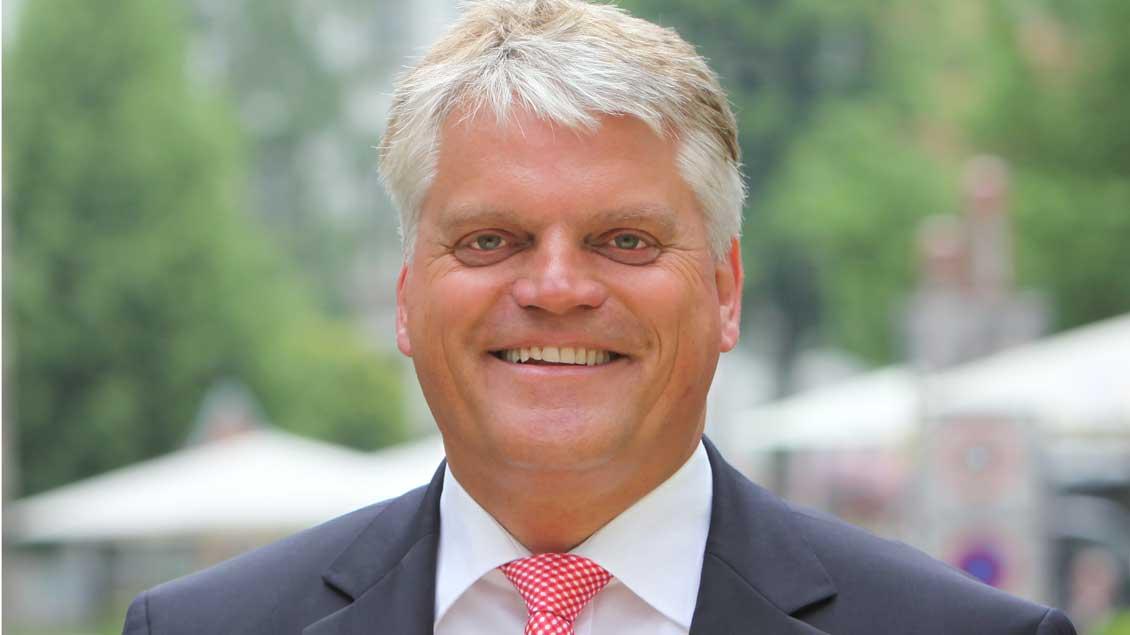 Markus Grübel ist der erste Religionsfreiheits-Beauftragte der Bundesregierung.