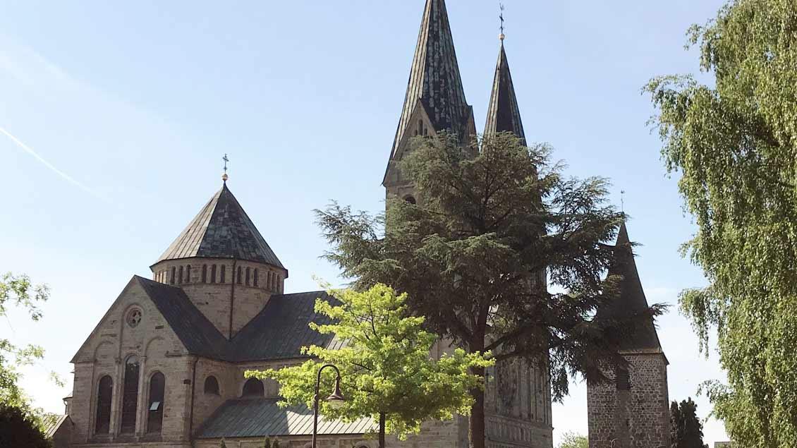 Kirche Foto: Ludger Heuer (bpv)