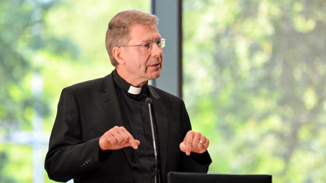 Weihbischof Stefan Zekorn ist Beauftragter für Weltkirche im Bistum Münster.