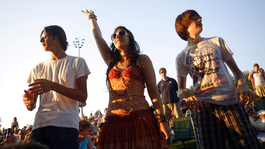 Ohne Woodstock keine 68er-Bewegung: 2009 feierte das legendäre Musik-Festival bei New York seinen 40. Geburtstag.