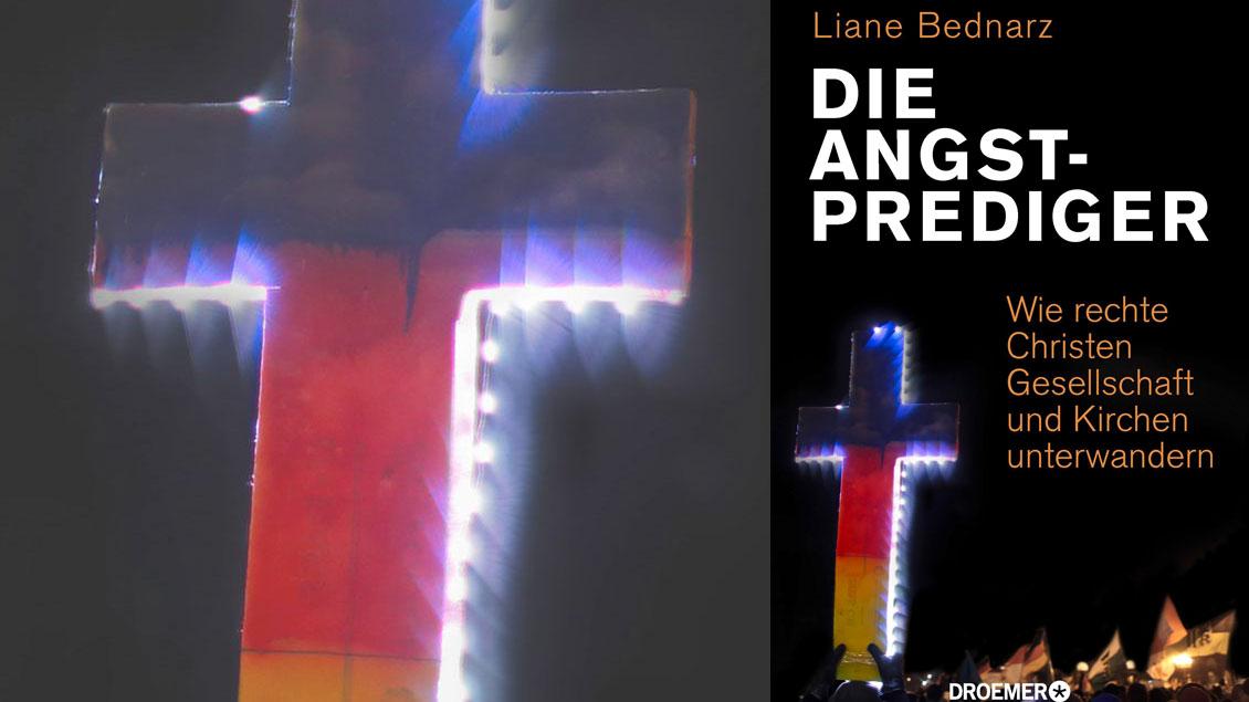 """Das Buch """"Die Angstprediger"""""""
