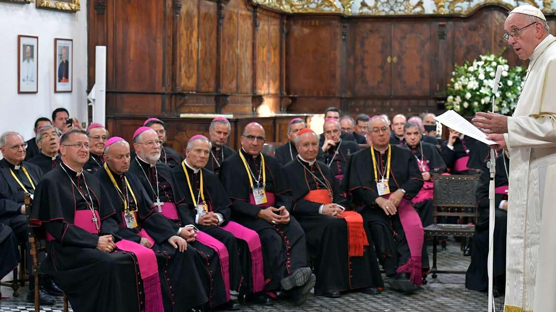 Bischöfe Foto: Reuters