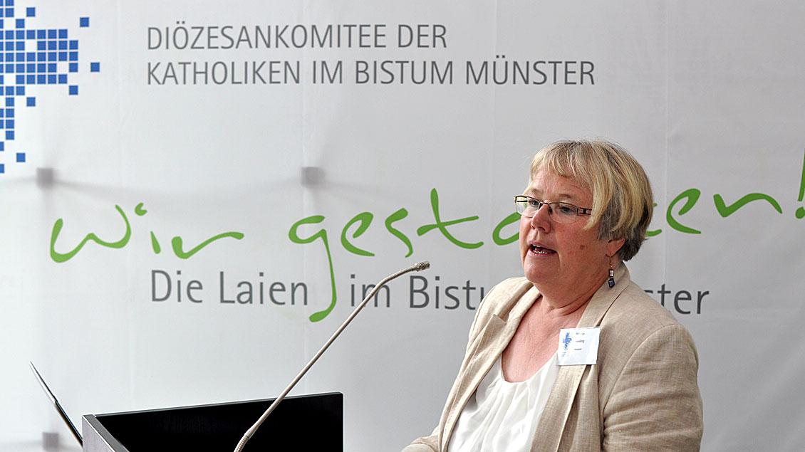 Laien im Bistum Münster kritisieren Vatikan
