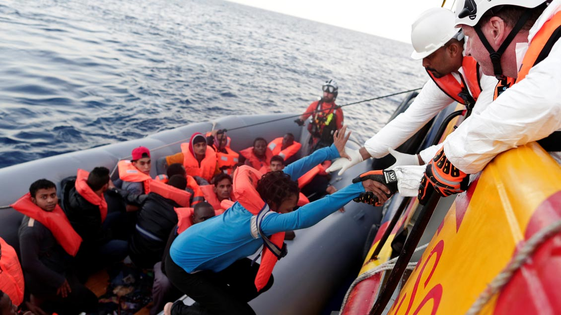 Kirche in Italien kritisiert EU-Asylpolitik