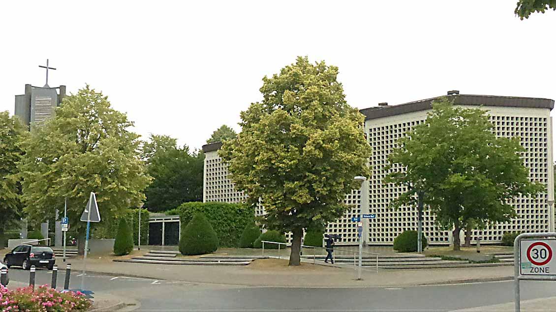 Die Cloppenburger St.-Josef-Kirche