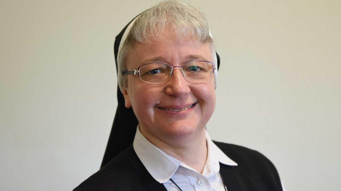 Schwester Katharina Archivfoto: Michael Bönte