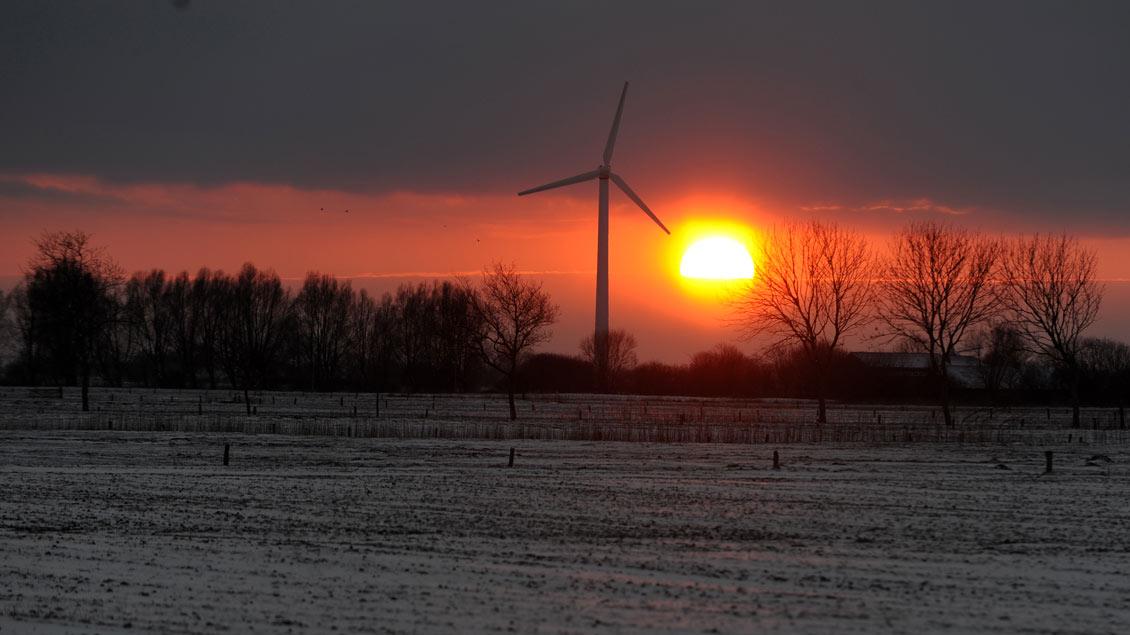 Auch über dem schönsten Sonnenuntergang liegt ein Hauch von Wehmut.