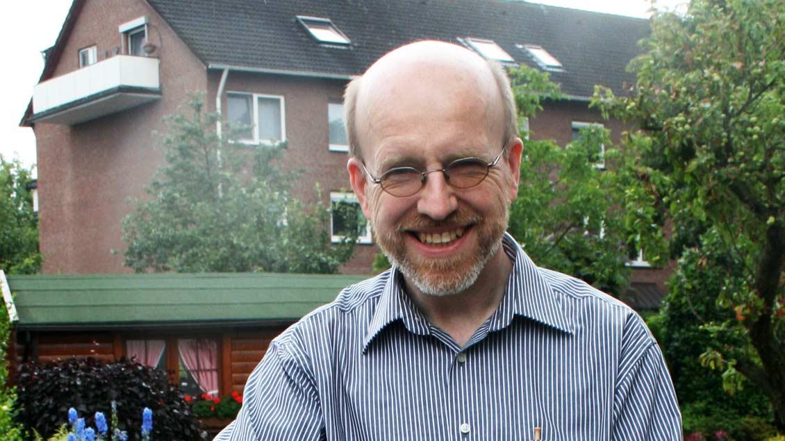 Andreas Lüke Archivfoto: Johannes Bernard