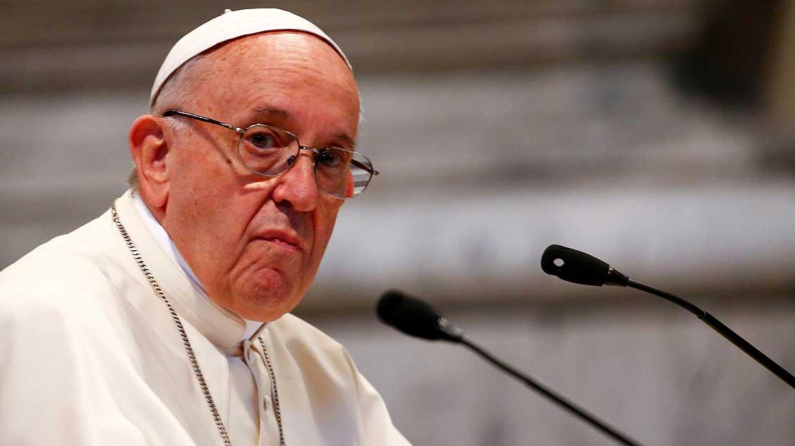 Papst Archivfoto: Tony Gentile (Reuters)