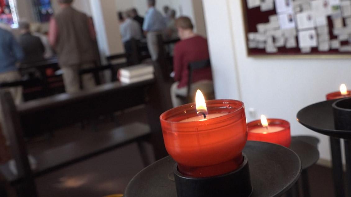 Seit zehn Jahren übernimmt ein Predigerkreis von Männern und Frauen die sonntäglichen Wortgottesdienste in der Krankenhauskapelle Klinikum Ibbenbüren.