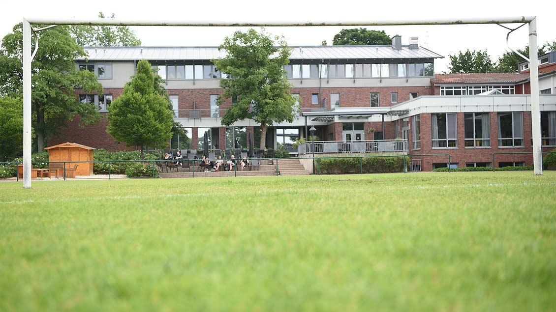 Die DJK-Sportschule in Münster