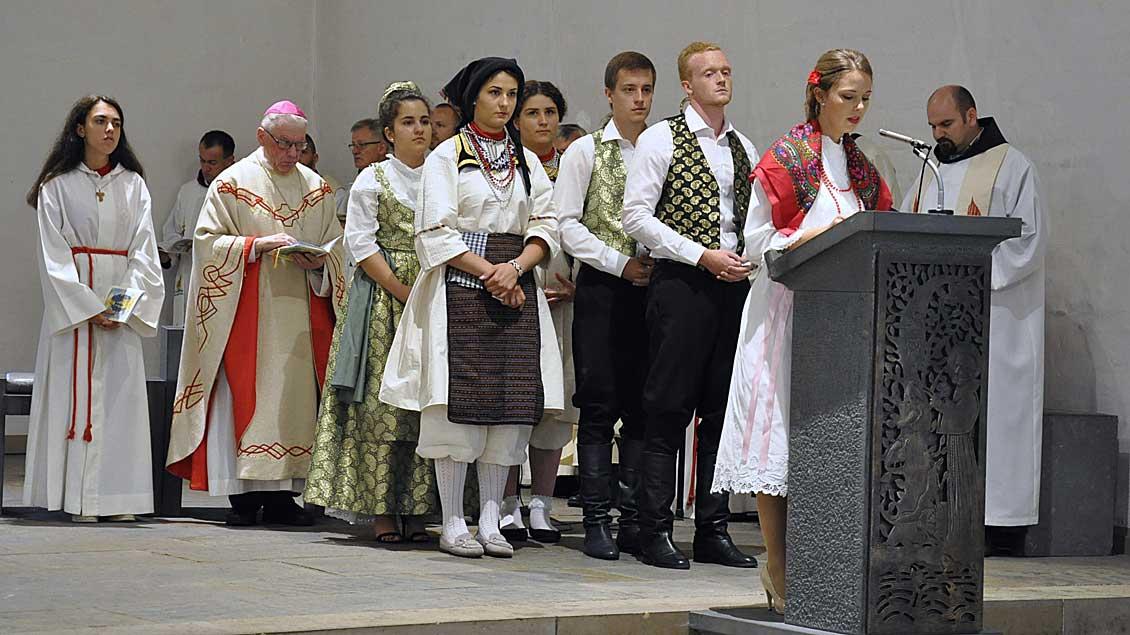 40 Jahre: Kroatische Mission am Niederrhein feiert Jubiläum