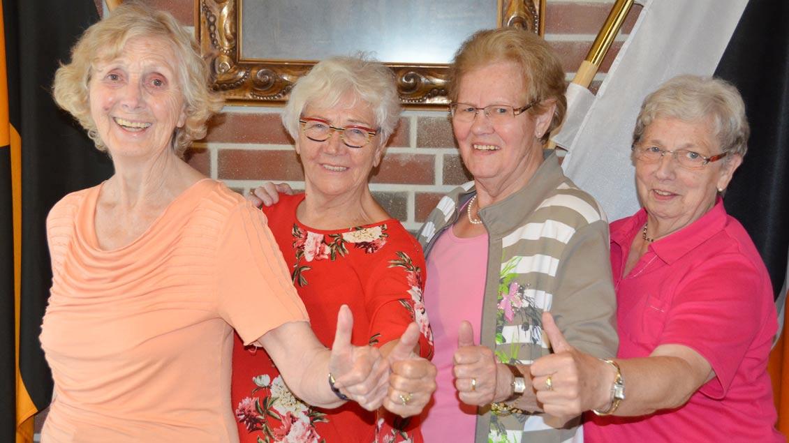 Kolpingfrauen aus Rheine Foto: Marianne Sasse