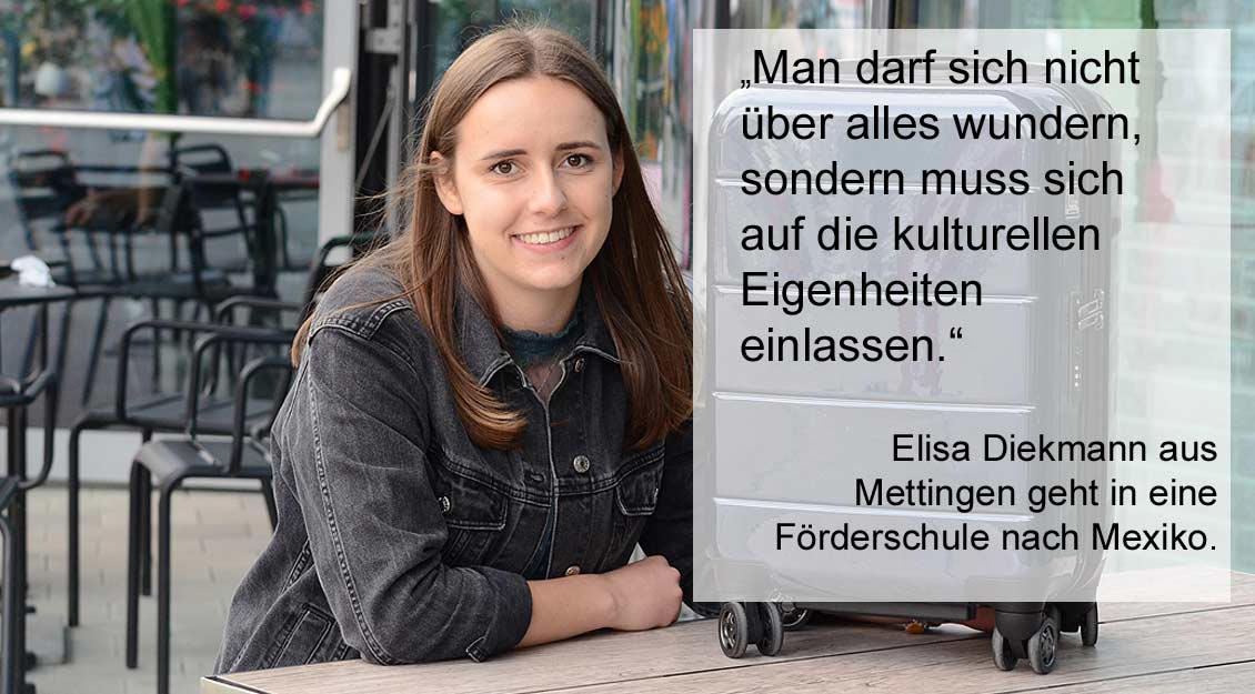 Elisa Diekmann. | Foto: pbm