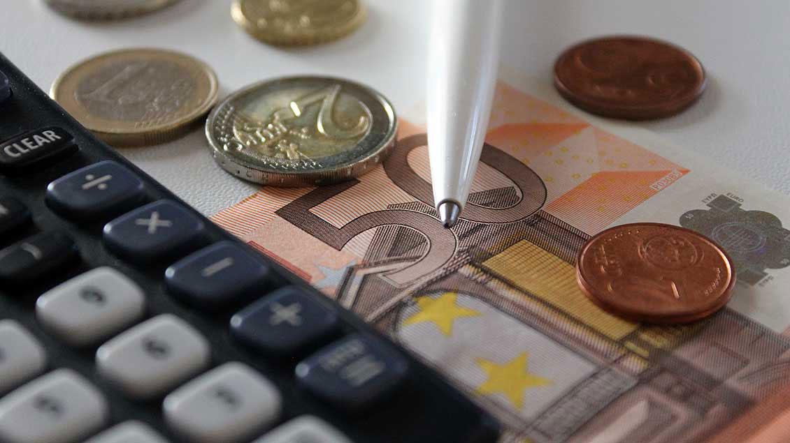 Finanzen Foto: Uwe Schlick (pixabay)