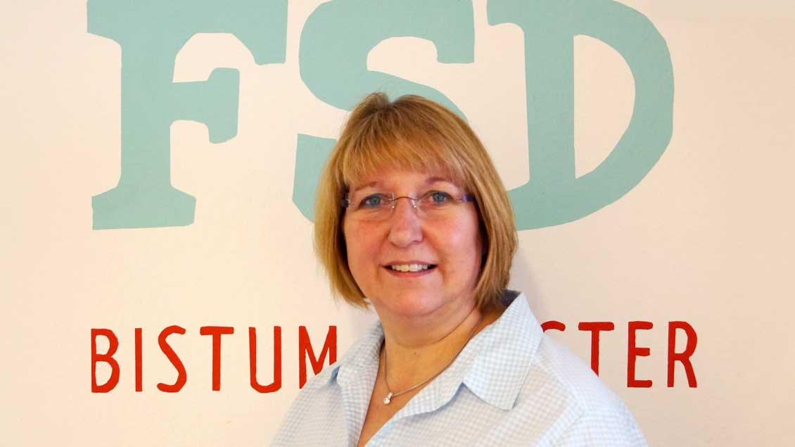 Brigitte Eßling. Foto: FSD