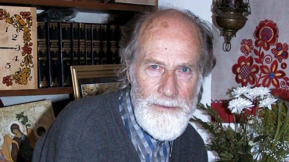 Pater Erwin Immekus