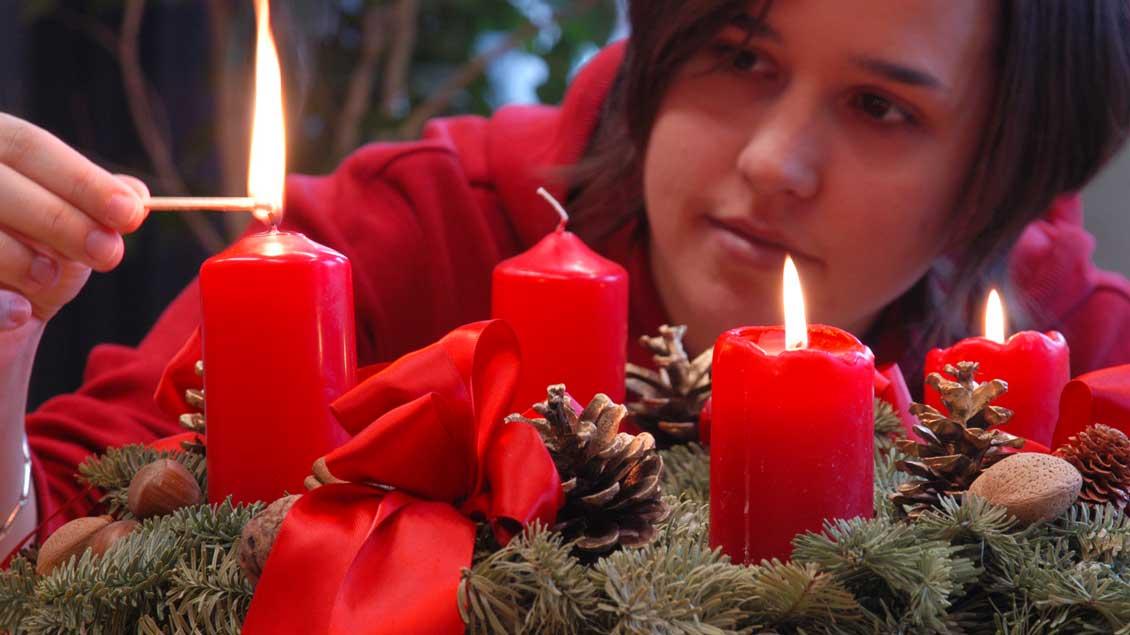 Wozu soll der dritte Adventssonntag dienen?